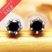 商品番号:fa-901  石の種類:ブラックダイヤモンド 2石 0.10ct  材質:プラチナ PT...