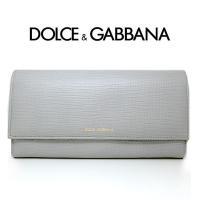 商品名:レディース 二つ折り長サイフ レザー DOLCE&GABBANA(ドルチェアンドガッ...