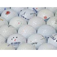 ロストボール Bランク ブランド混合 ホワイト混合 1個|tamatebako-golf