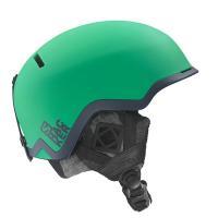 SALOMON サロモン スキーヘルメット    ■HACKER/L37770800〔GREEN M...