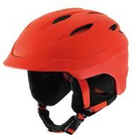 GIRO ジロ スキーヘルメット    ■SEAM    ・カラー:Matte Glowing Re...