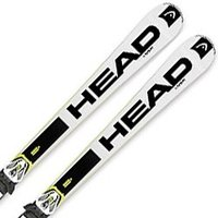 HEAD〔ヘッド スキー板〕<2016>WORLDCUP REBELS i.GSR PR + PRX 11 BK/YL 【金具付き・取付料無料】〔z〕