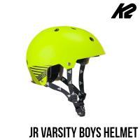 インラインスケート・ジュニアヘルメット    JRVARSITYBOYSHELMET〔GREEN〕 ...