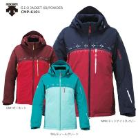 DESCENTE デサント スキーウェア    ■S.I.O JACKET 60/POWDER CM...