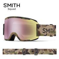SMITH スミススキーゴーグル    ■Squad〔スカッド〕    フレームカラー:AUSTIN...