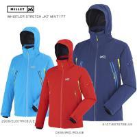 MILLET ミレー スキーウェア    ■WHISTLER STRETCH JKT MIV7177...