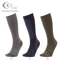 C3fit シースリーフィット ソックス    ■Winter Wool High Socks/UN...