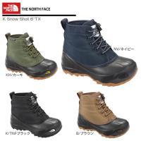 THE NORTH FACE ザ・ノースフェイス  ジュニアスノーブーツ    K Snow Sho...