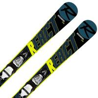 ROSSIGNOL ロシニョール ショートスキー板 2020 MINI REACT 123 + XPRESS 10 金具付き・取付無料 19-20 NEWモデル