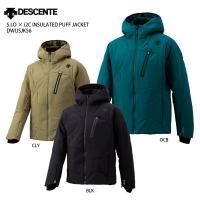 DESCENTE デサント スキーウェア ジャケット 2022 S.I.O × i2C INSULATED PUFF JACKET/DWUSJK56