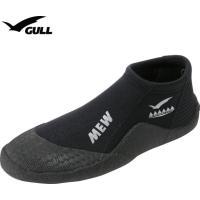 ▼男女兼用 ダイビング用 ブーツ  GULL ミューフィンのために開発した  素足感覚に近いブーツ ...