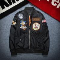 ★今ストリートで絶大な支持を集めている王道フライトジャケットが登場。 ★ゆったりしたシルエットでカジ...