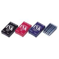 メーカー:プラチナ   品番:SPSQ-400#2   オフィスの定番、万年筆用カートリッジインクで...