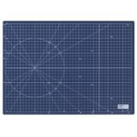 メーカー:オルファ   品番:223BSNV   広げてA3、折り畳めばA4のちょうどいいサイズ。