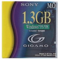 メーカー:SONY 品番:EDM-G13CDF GIGAMO・1.3GB・Windowsフォーマット