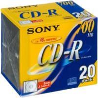 メーカー:SONY 品番:20CDQ80DN 人気のSONYブランドのCD−Rがお買い得です。