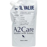 エーツーケア A2Care 除菌・消臭剤 つめかえ用 1L 0797-000013 1個 (お取寄せ品)