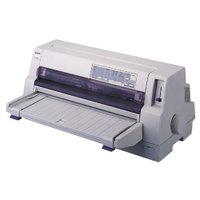 メーカー:エプソン   品番:VP-4300 水平ローディング方式を採用し、多彩な用紙に対応