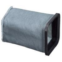 メーカー:コクヨ   品番:KS-500ソトブクロN   黒板ふきクリーナーの布製外袋。
