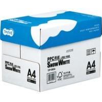 メーカー:オリジナル   品番:PPCSW-A4-5   白色度の高い上質PPC用紙。