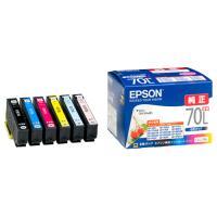 メーカー:EPSON  品番:IC6CL70L EPSON純正インクカートリッジ