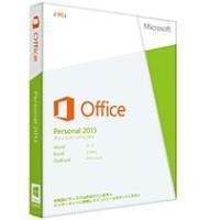 メーカー:マイクロソフト 品番:9PE-00012 Word2013、Excel2013、Outlo...