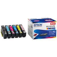 エプソン インクカートリッジ サツマイモ 6色パック SAT-6CL 1箱(6個:各色1個)