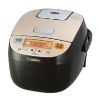 メーカー:象印  品番:NL-BS05-XB 小容量3合炊き、ハイパワー495W、蓄熱性を一段と高め...