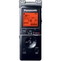メーカー:パナソニック   品番:RR-XS460-K   録りたい音をしっかり強調できる、ワイドF...