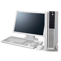メーカー:NEC  品番:PC-MK37LLZGACSU  NEC製デスクトップパソコン。