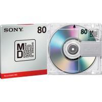 メーカー:ソニー 品番:MDW80T ミニディスク