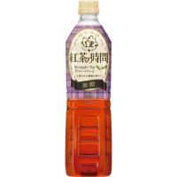 UCC 霧の紅茶 紅茶の時間 ストレートティー 無糖 930ml ペットボトル 1ケース(12本)