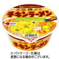日清食品 チキンラーメンどんぶり 85g 1ケース(12食)|tanomail
