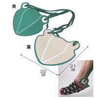 ・柔軟性のある材質と肌当たりの優しい表面素材で、不快感無く確実に靴下が履けます。●サイズ/縦21×横...