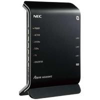 ●NEC PA-WG1200HP2 11ac対応 867+300Mbps 無線LANルータ (親機単...