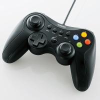 ●新規格Xinput方式に対応したUSB接続タイプのゲームパッドです。