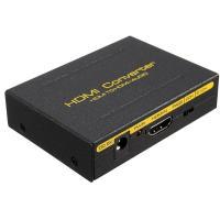 入力 HDMI 出力 HDMI映像、光 SPDIF デジタル音声、L&Rアナログ音声  詳細: HD...
