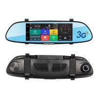 スマートドライブレコーダー 車前後同時常時録画可能 1080p 140度ワイド録画 3G WCDMA...