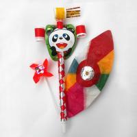 【プチギフト/お子様用ギフト】紙風船、三方巻取り、毛笛風船キッズギフトセット