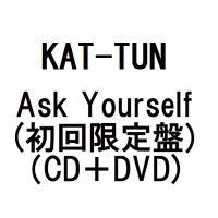 【ご注意】この商品は「初回限定盤」単品です。   新発売のニューシングル  KAT-TUN Ask ...