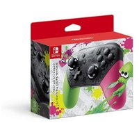 7月21日新発売の任天堂のNintendo Switch Pro コントローラー スプラトゥーン2 ...