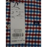 マクレガー(McGREGOR)・ピマコットン/ギンガムチェックボタンダウンシャツ
