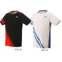ヨネックス YONEX バドミントンウェア ゲームシャツ(フィットストイル)10324Y