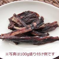 【内容量】 約50g  【原材料】 天然日本鹿100% 【成分】 原料・野生鹿の為、成分は個体差によ...