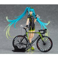 【RACING MIKU2015 TeamUKYO応援Ver.】  チーム右京のジャージを着たミクの...