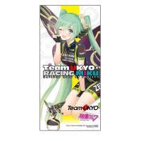 【RACING MIKU2017 TeamUKYO応援Ver.】   ボトルの上に乗った妖精のミクを...