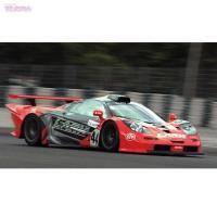 アオシマ 1/24 マクラーレン F1 GTR 1997 ルマン24時間 #44  スーパーカー N...