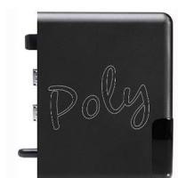 POLYBLK2017年12月 発売★小型高音質DAC/ヘッドホンアンプのMojo-BLKを更に楽し...
