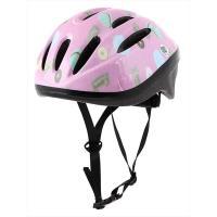 オリンパス ORINPAS    4960965964396 SG規格合格 子供用 自転車用ジュニアヘルメット OMV-10 スイート Mサイズ 52~56cm ソフトシェル女の子用 男の子
