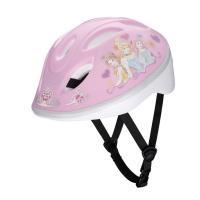 4523256018637  ides アイデス   キッズヘルメット プリンセスYK ピンク S  頭囲 53cm~57cm    人気のディズニープリンセス
